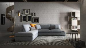 Sofa Nettuno