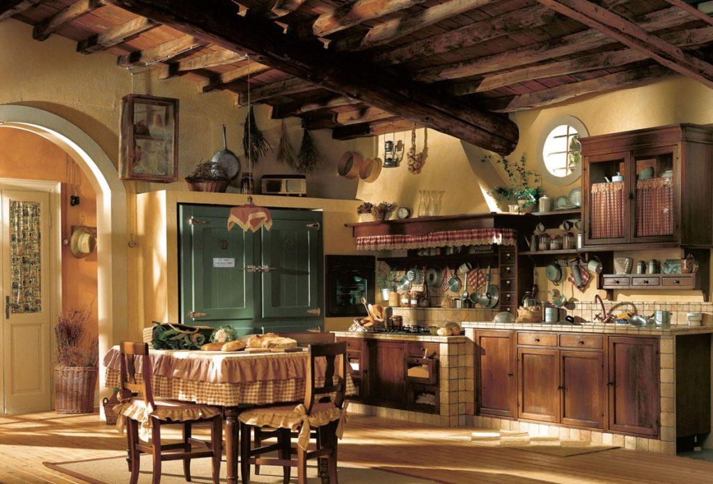 Köök Country Dorali