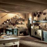 Köök Country Doria
