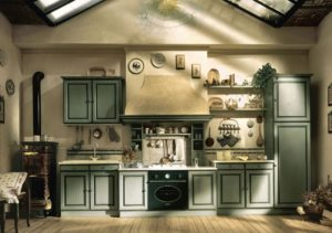 Kitchen Granduca
